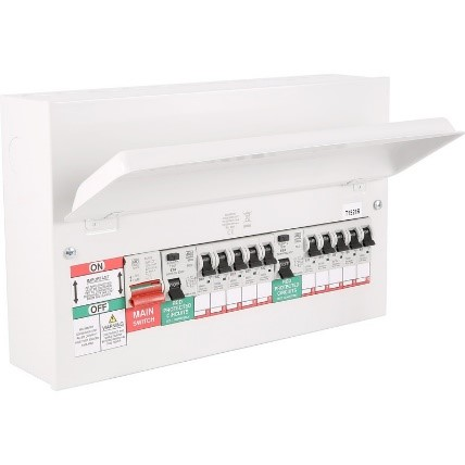 Fusebox Replacement