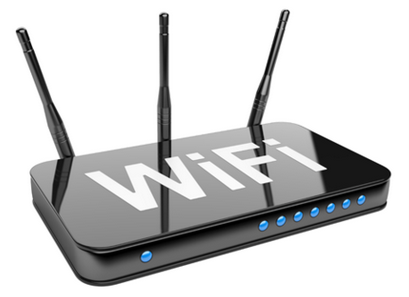 WiFi Router installation